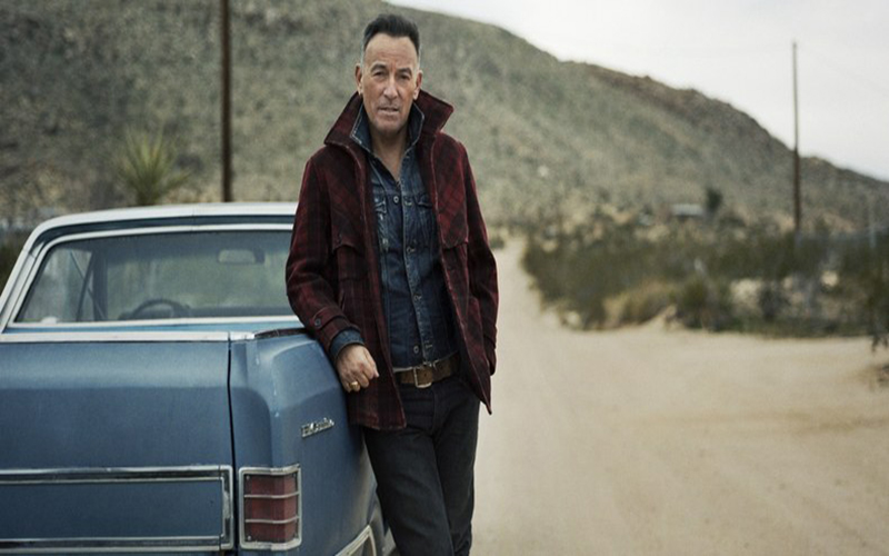 "Bruce Springsteen lança ""Hello Sunshine"". Veja o lyric video!"