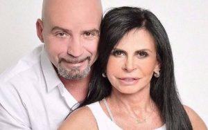 Gretchen termina 17º casamento após sete anos com português