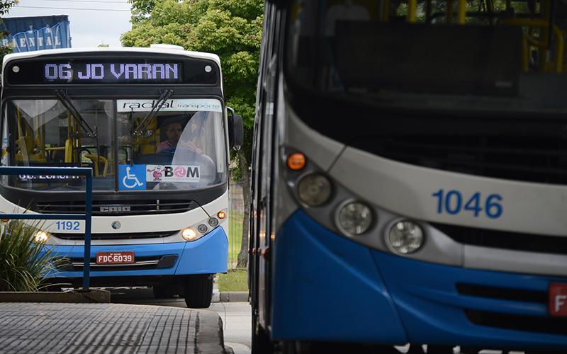 Passagem de ônibus em Suzano não terá reajuste