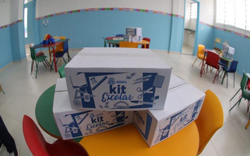 Prefeito de Suzano anuncia pacote de melhorias para a Educação