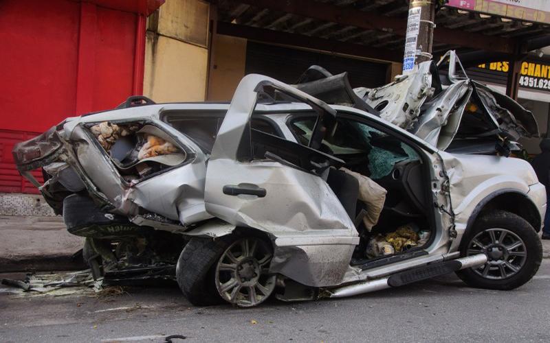 Mortes no trânsito em Suzano têm crescimento em janeiro