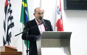 Joaquim Rosa quer unir Parlamento pelo município