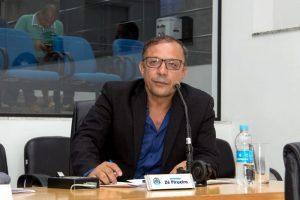 Zé Pirueiro é eleito vice-presidente da Câmara de Suzano