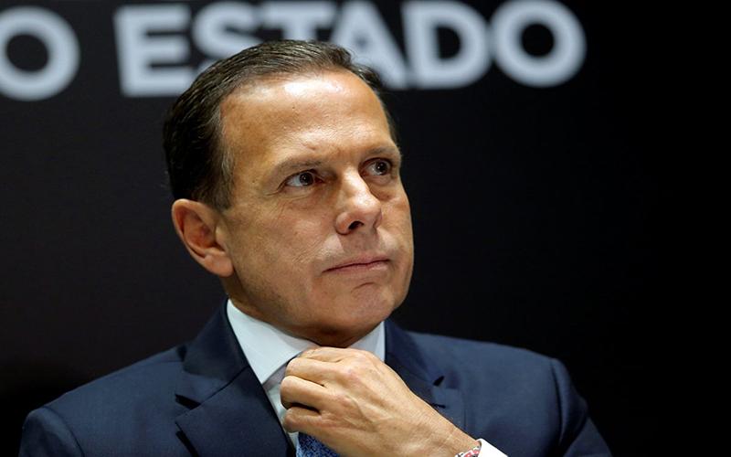 Justiça bloqueia R$ 29 mi de Doria por improbidade na Prefeitura de SP