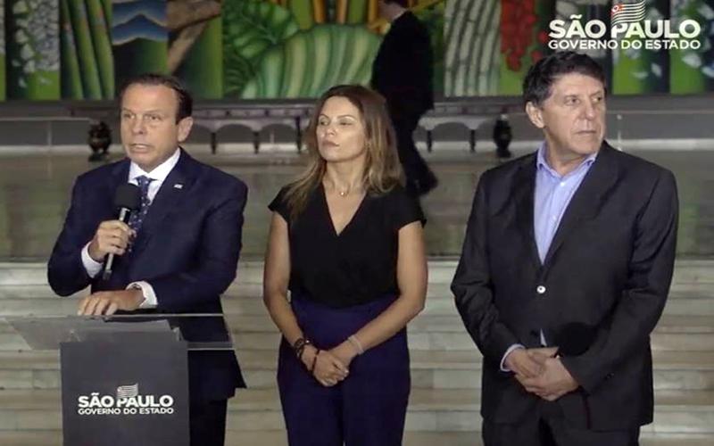 Doria anuncia o fechamento de todos os shoppings da Região Metropolitana de SP