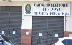 Justiça Eleitoral fecha cartórios de Suzano por conta do coronavírus