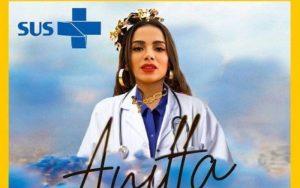 Após remédio 'homônimo' ser associado à cura da Covid-19, Anitta vira meme na web