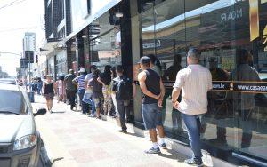 Agências bancárias irão restringir a entrada de clientes em São Paulo