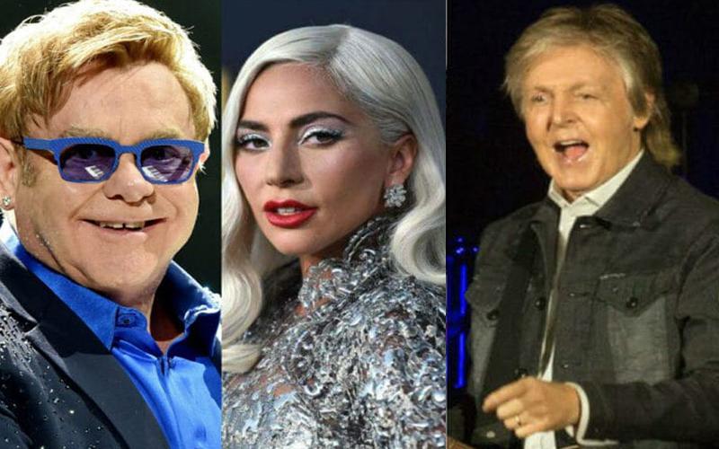 Festival de Lady Gaga e OMS: mais de 20 artistas confirmaram presença