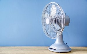 Ventilador ligado diminui o risco de contaminação com coronavírus