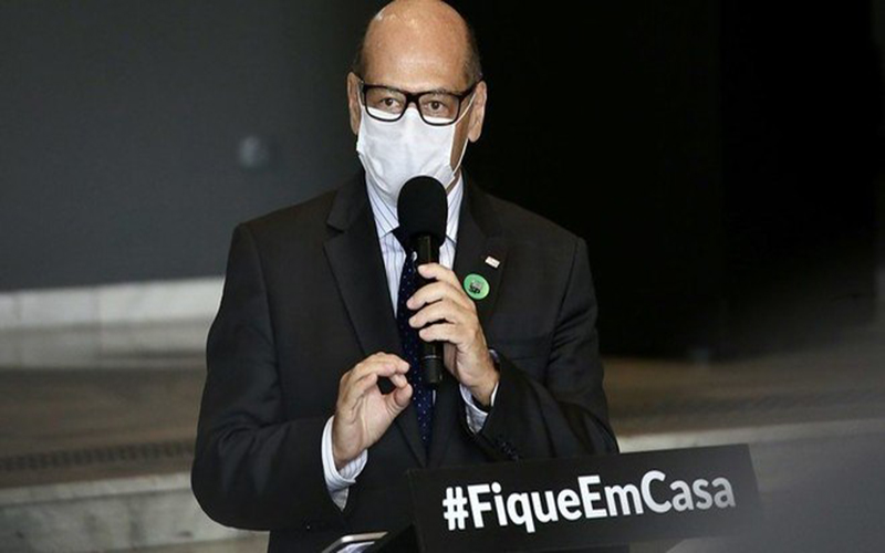 São Paulo vai começar a fazer testes de covid-19 em pacientes leves