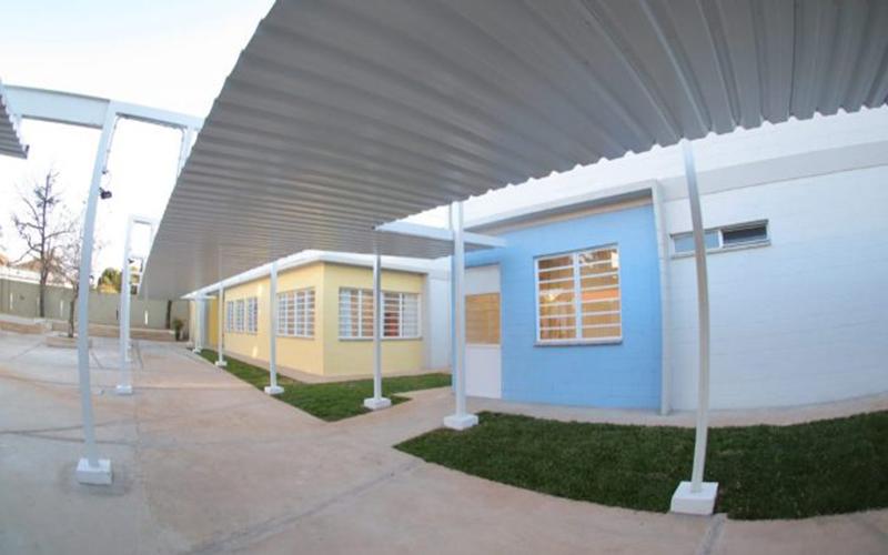Obra de revitalização da escola Raul Brasil é finalizada