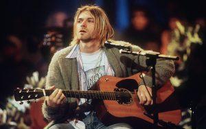 Violão de Kurt Cobain vai a leilão com estimativa de US$1 milhão