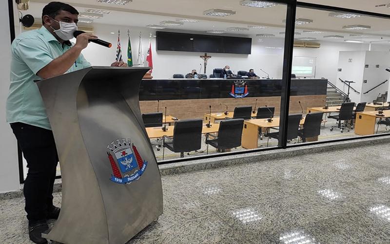 Câmara de Suzano aprova projeto que obriga bancos a instalarem suporte para álcool em gel nos caixas eletrônicos
