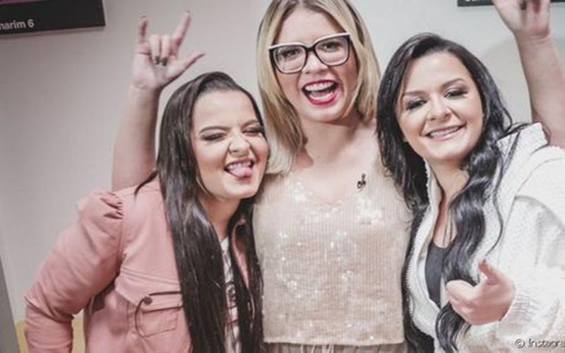 Marília Mendonça e Maiara e Maraisa farão live juntas