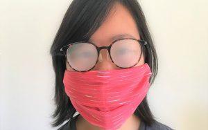 Como não deixar as lentes dos óculos embaçarem, mesmo usando máscara
