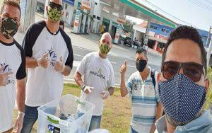 Boa Vista recebe 1,4 mil máscaras e 400 embalagens individuais de álcool em gel