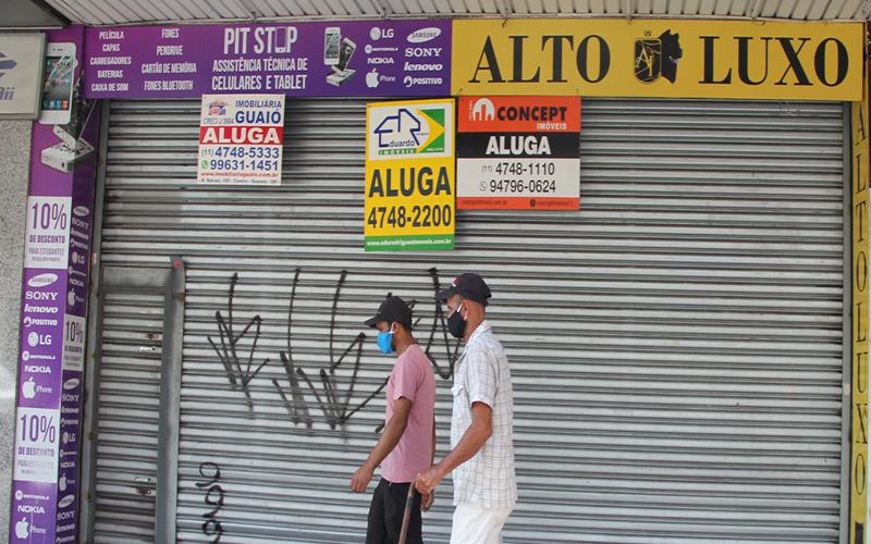 Imóveis da região central de Suzano começam a ser desocupados