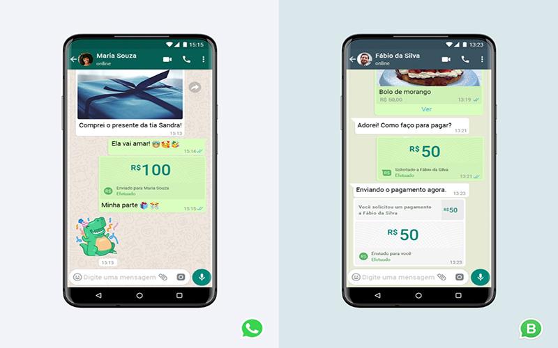 WhatsApp libera pagamentos por mensagem. Entenda como funciona