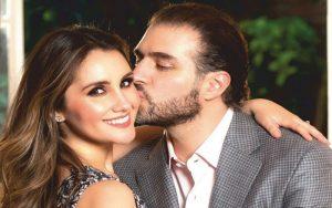 Dulce Maria, ex-RBD, anuncia sua primeira gravidez