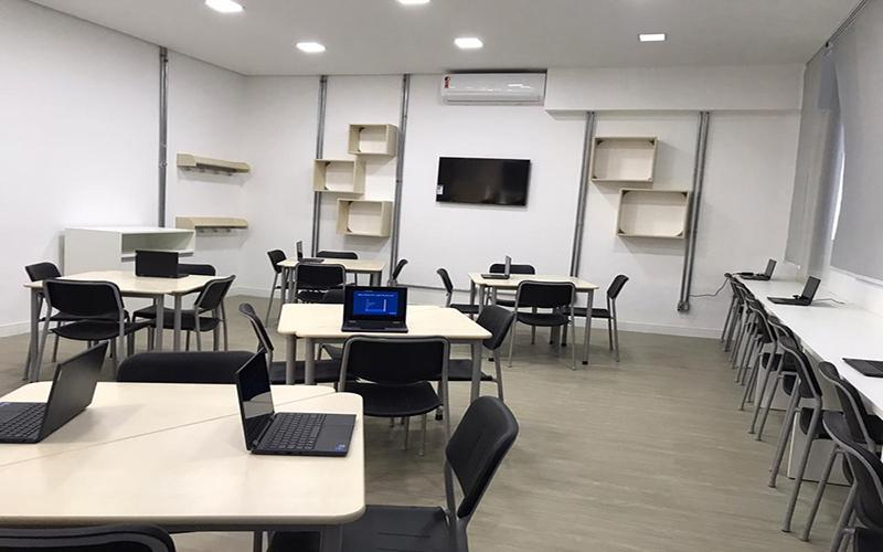 Escola Raul Brasil vai receber mais de 30 câmeras em pontos estratégicos