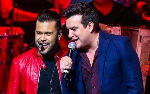 Fim de semana terá nova live show de Marcos e Belutti