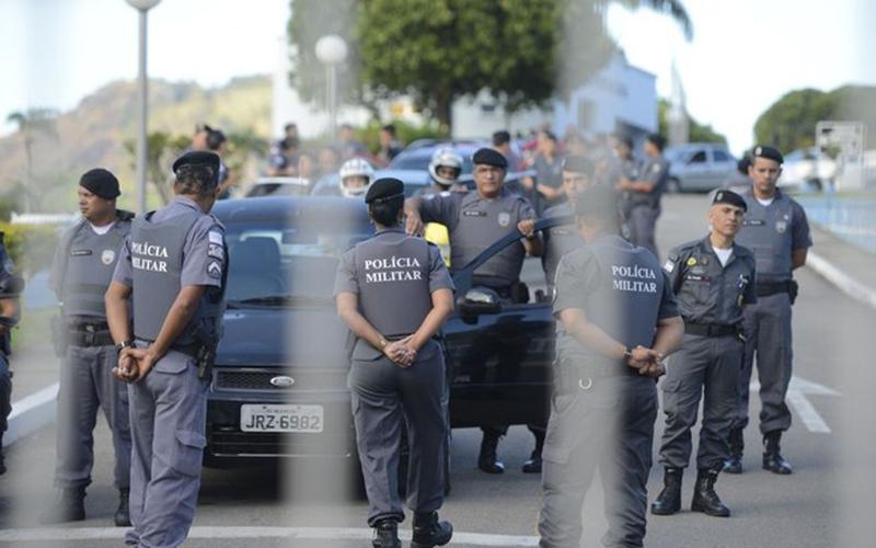 Em São Paulo, 15% dos policiais e seus familiares já tiveram Covid-19