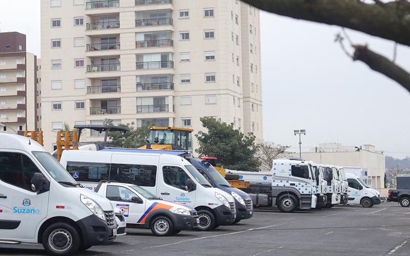 Suzano investe R$ 3,4 milhões para aquisição de 18 veículos e máquinas