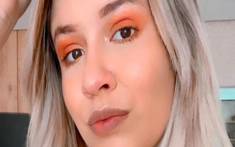 """Marília Mendonça mostra resultado de preenchimento labial: """"Está lindão"""""""