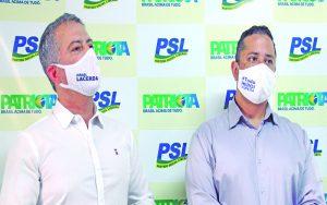 Eleições: PSL confirma candidatura de Lacerda para prefeito de Suzano