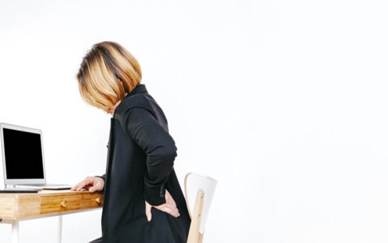 Buscas pelo termo 'dor nas costas' aumentam durante a pandemia