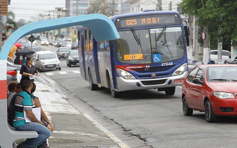 Linha de ônibus intermunicipal que circula em Poá e Suzano terá mudanças