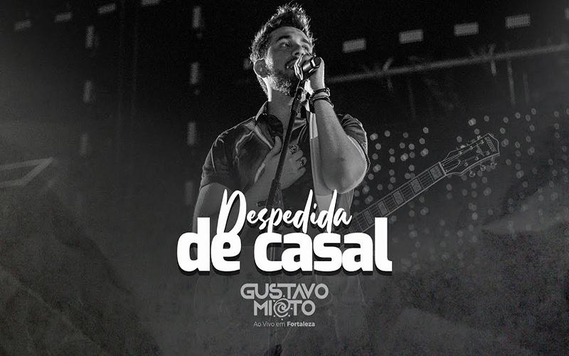 """Gustavo Mioto posta clipe de """"Despedida de Casal"""", vem ver"""