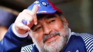 Morre Diego Maradona aos 60 anos, o maior ídolo do futebol argentino