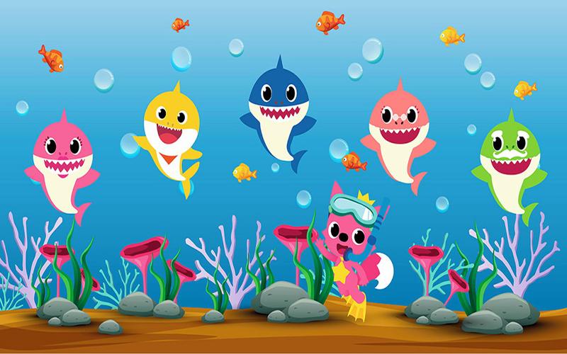 """""""Baby Shark"""" supera """"Despacito"""" e se torna o vídeo mais visto na história do YouTube"""