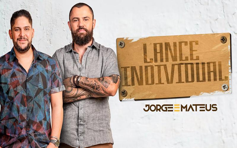 """Escute """"Lance Individual"""", a nova música de Jorge e Mateus!"""