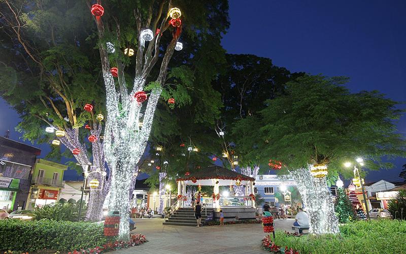 Tradicional decoração natalina de Guararema é cancelada em prevenção à Covid-19
