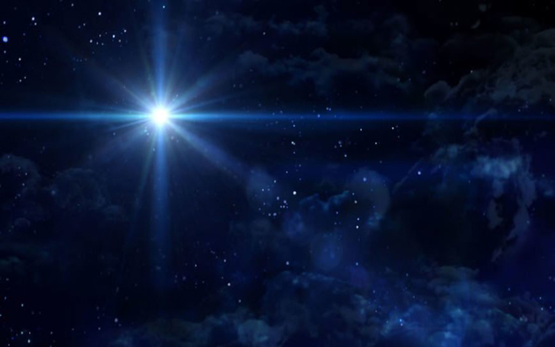 Após 800 anos, fenômeno apelidado de 'Estrela de Belém' será visível em dezembro