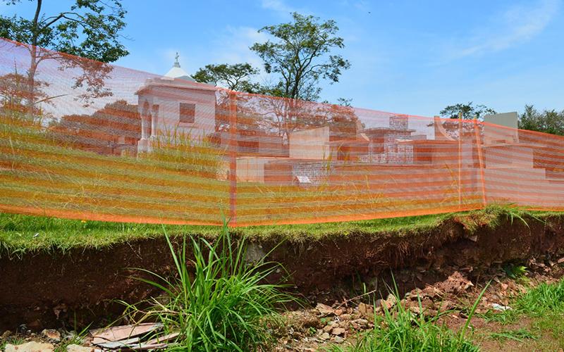 Suzano inicia processo licitatório para reforma de muro do Cemitério São João Batista