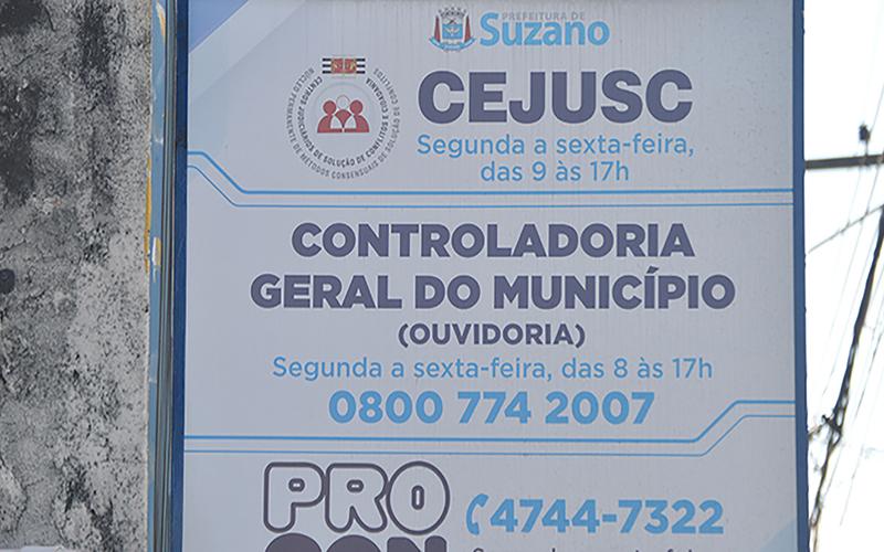 Ouvidoria de Suzano registra 3,9 mil solicitações em 2020