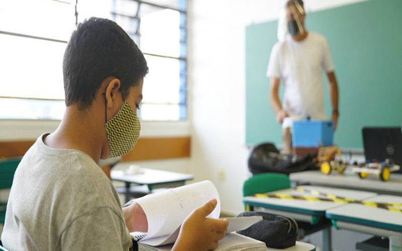 Escolas de Suzano têm baixa adesão ao retorno presencial