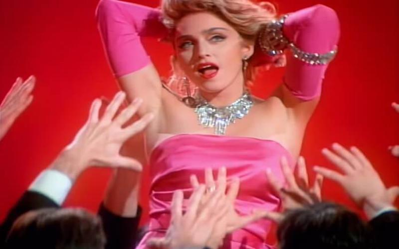 Madonna posta no YouTube clipes icônicos em HD
