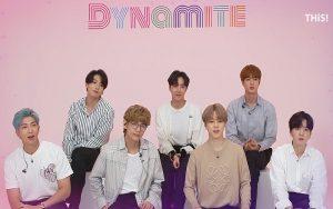 """Com """"Dynamite"""", BTS supera recorde na parada americana que era de PSY"""