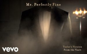 "Música inédita no ar! Ouça ""Mr. Perfectly Fine"", de Taylor Swift"