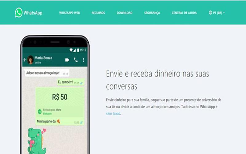 WhatsApp Pay é liberado no Brasil; veja como acessar