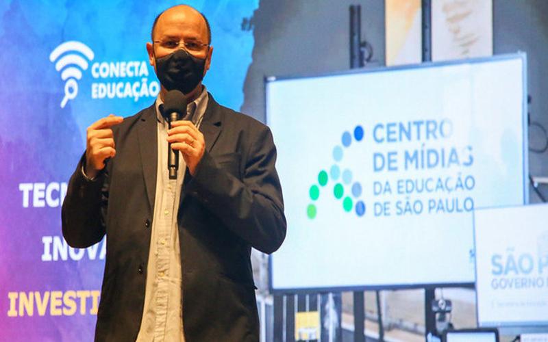 Escolas estaduais terão internet de 100 MB até 2022, diz governo de SP