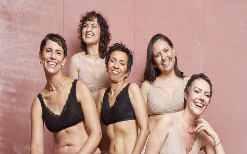 Marca lança sutiã especial para mulheres que retiraram a mama